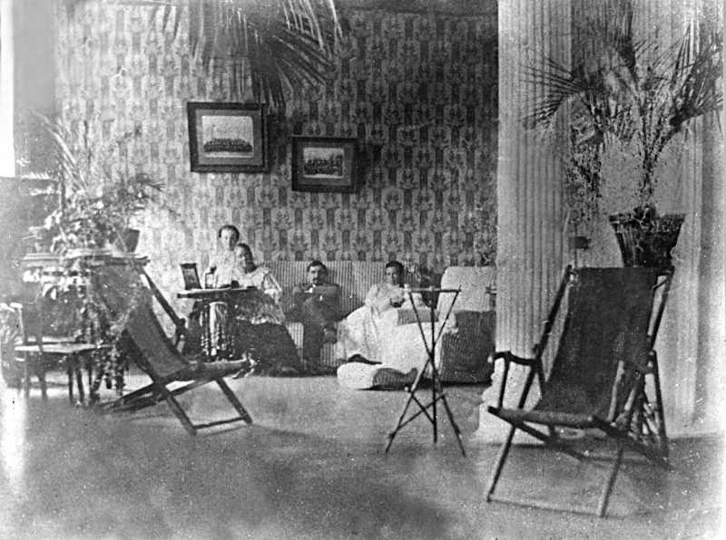 Іван Денисюк та ін. - На Кавказі, 1911…